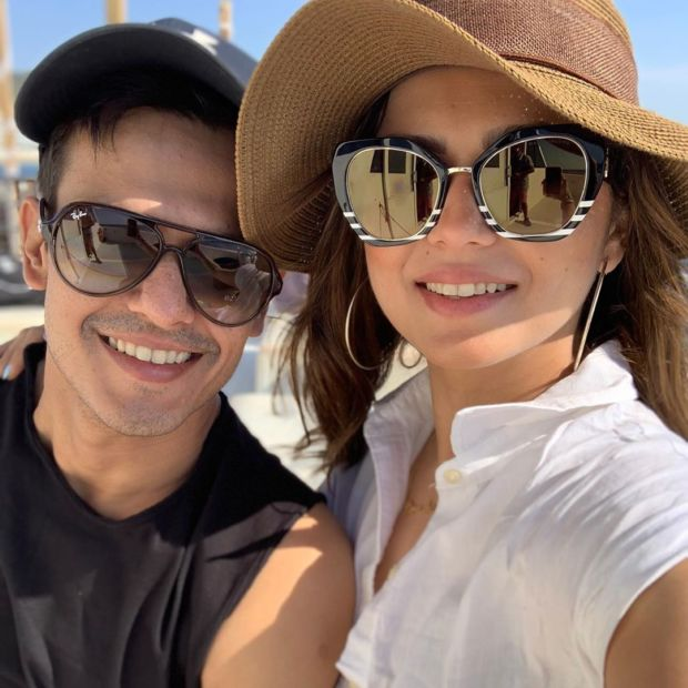 Drashti Dhami Spotted Enjoying Her Spanish Bikini Vacation With Her Hubby