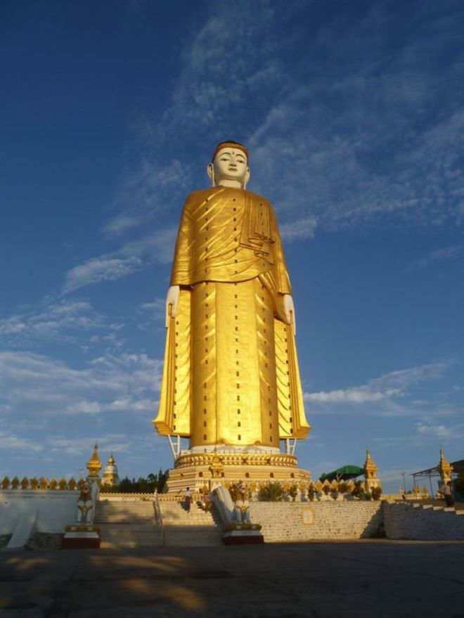The 14 Tallest Statues In The World
