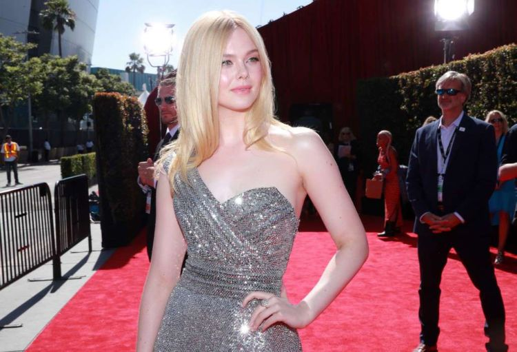 Elle Fanning Shines At The 2019 ESPYs In Los Angeles